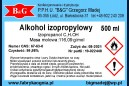 IZOPROPANOL 99.98% 500ml